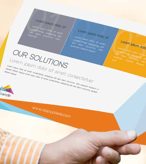 brochure products