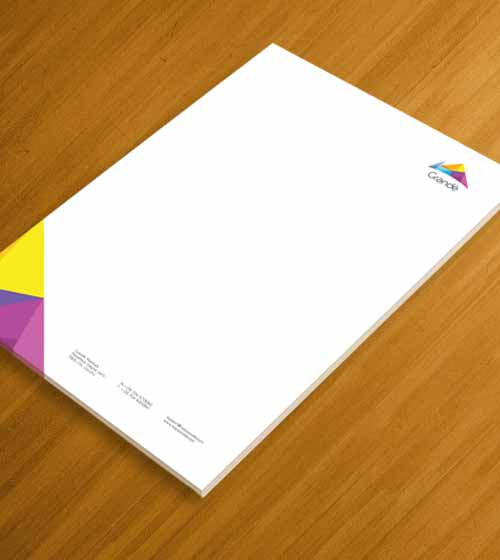 letterhead products